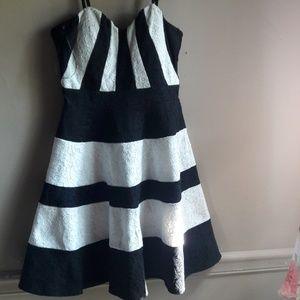 LOVE POINT flare Dress